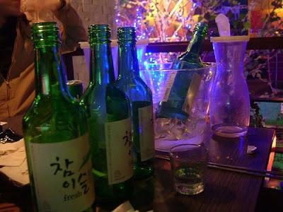 얼음 소주 [친구,술,소주,생일,birthday]