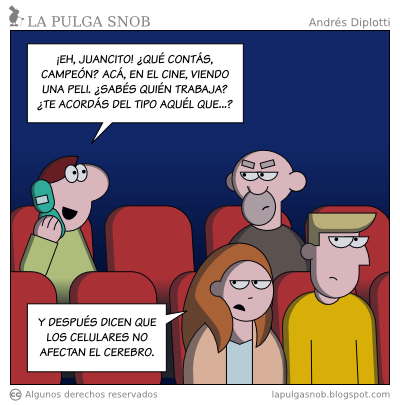 En el cine