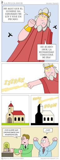 Humor gráfico sobre las religiones y dioses - Página 7 Colera