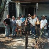 2005 Hurrican Katrina cleanup trip