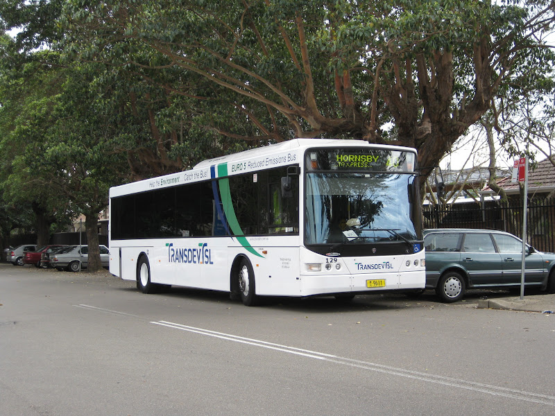 Atdb view topic north shore railbuses on the weekend for Mercedes benz hornsby