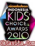 Daftar Pemenang KCA 2010