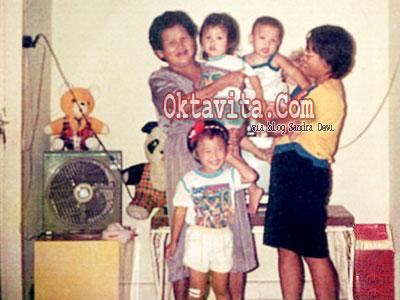Keluarga Sandra Dewi
