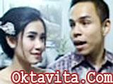 Pertunangan Alfay Rauf dan Noumira Syahriel