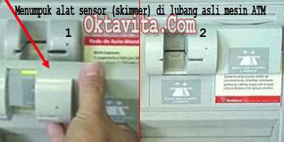 Skimmer ATM