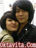 Nindy dan Qibil Menikah 2011