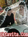 DJ Riri Menikah Lagi