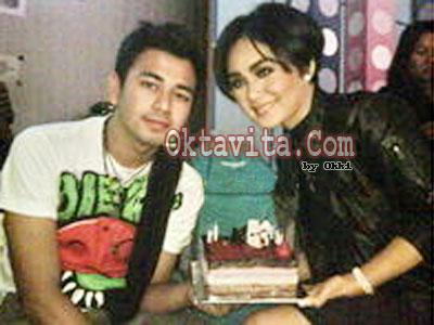 Raffi Ahmad dan Yuni Sara
