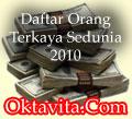 Orang Paling Kaya Didunia 2010