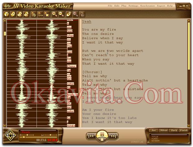 Karaoke Maker