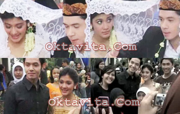 Naysila Mirdad - Dude Herlino Menikah