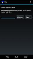 Screenshot of Video Safe License