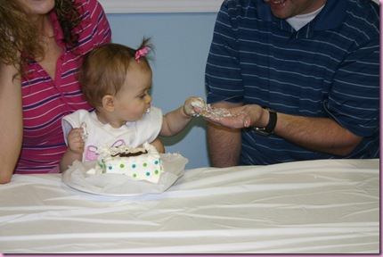 1st Birthday - 10-10-09 101