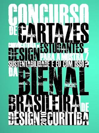 Concurso cartazes Bienal
