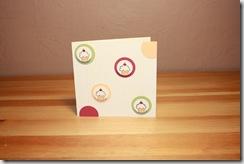 Stampers 6 - Cupcakes Card
