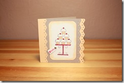 Stampers 6 - Hello Card