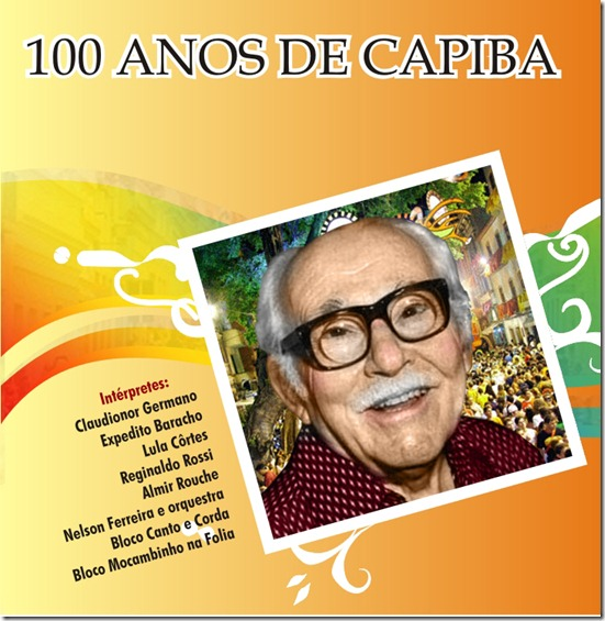 Cd Completo - 100 anos de capiba
