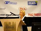 Cserháti Ilona, az ECOSTAT Gazdaságmodellező Műhelyének vezetője