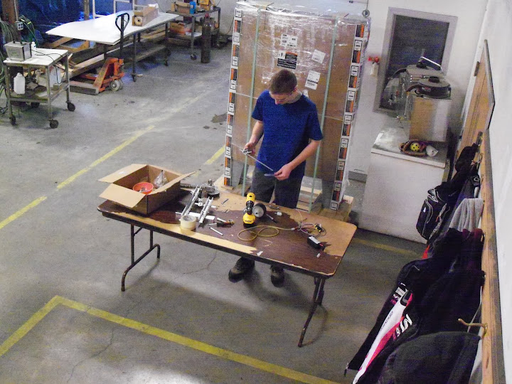 Fine tuning the Minibot