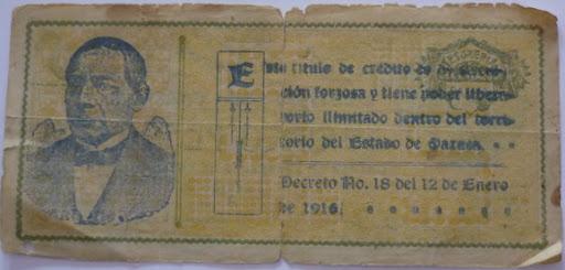 Billetes Antiguos de Oaxaca B_P1000933