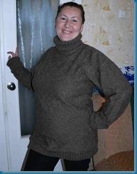 папин свитер
