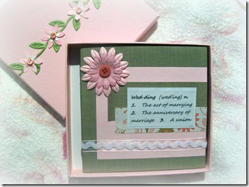 wedding scrapbook 1