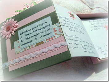 wedding scrapbook 2
