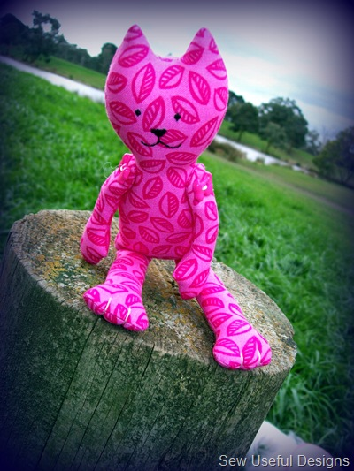 Kitty from ric rac pattern