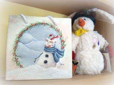 Xmas 10 Kerryannes snowman