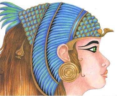 Rhodopis, a Cincenta de Exipto