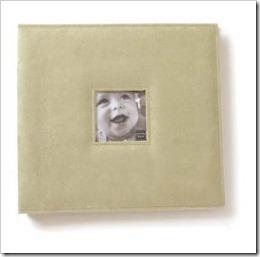 Album Suede 12x12 Spruce