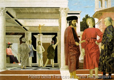Pierro della Francesca - The Flagellation