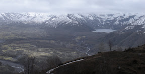 Mt St Helens- a nice trip even on a cloudy day