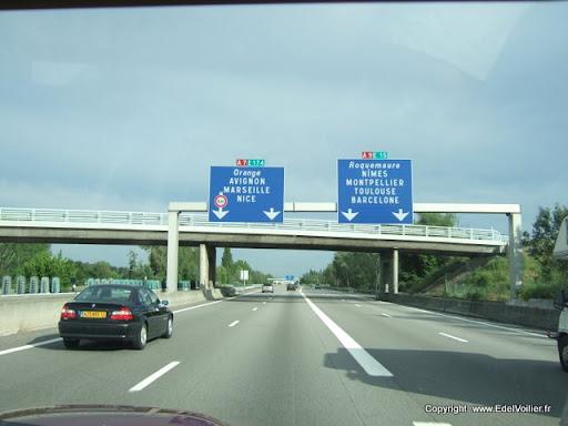 rencontre sur autoroute a7 Cette autoroute est très fréquentée sur toute sa longueur et comporte des échangeurs ainsi que des virages l'échangeur de chasse-sur-rhône vers a7 et a46.