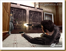 Max Payne 2: The Fall of Max Payne - screen