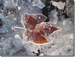 Xmas frost and Secret Santa 016