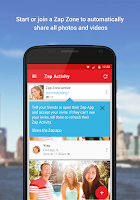 Screenshot of Droid Zap by Motorola