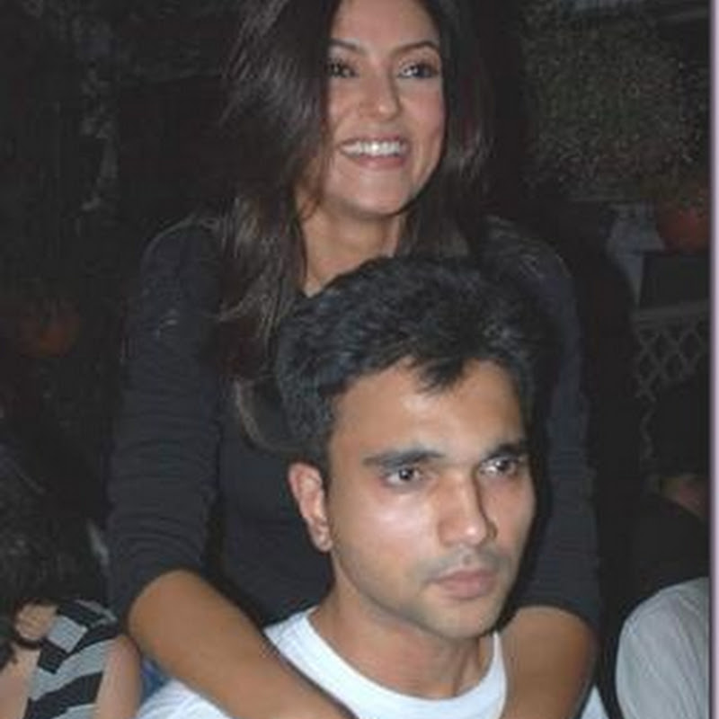 Sushmita still dating with Mudassar