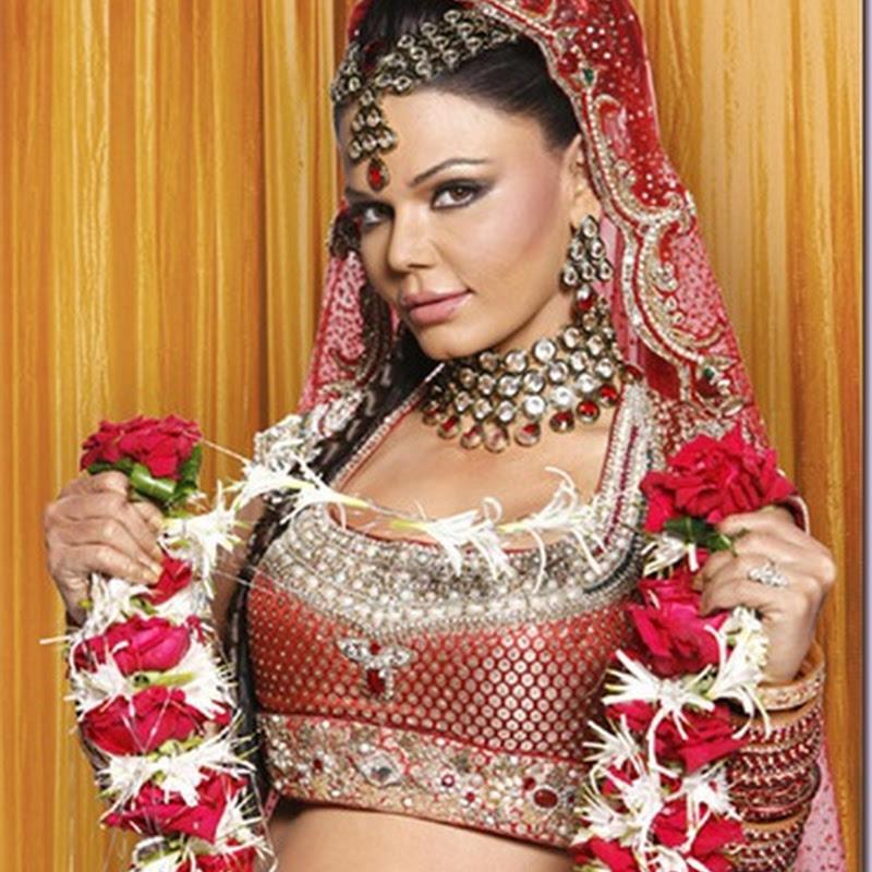 Rakhi's 'bloody' challenge to the censors