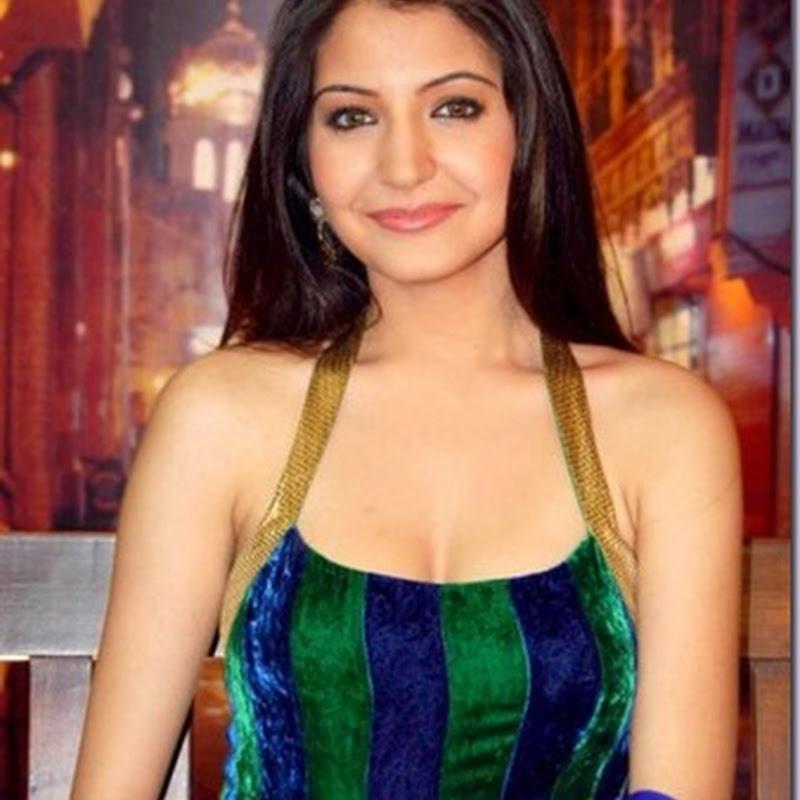 Anushka Sharma butt problem