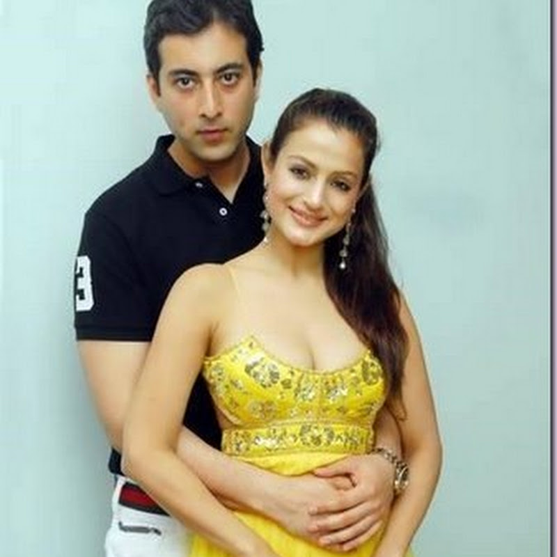 Ameesha Patel and Kanav Puri's relationship has ended?