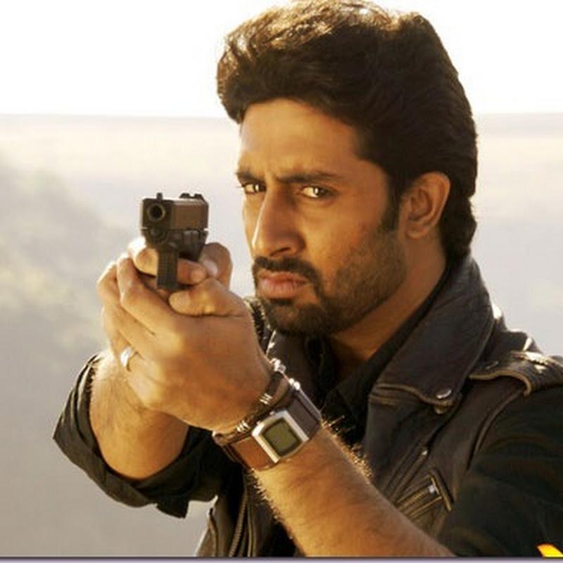 Abhishek Bachchan as Naxalite!