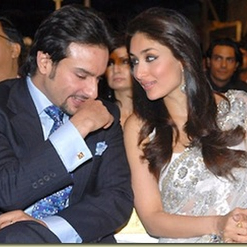 Saif surprises Kareena