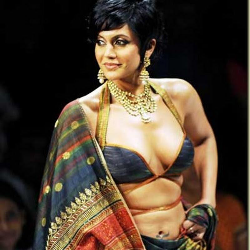 Mandira Bedi has once again set controversy