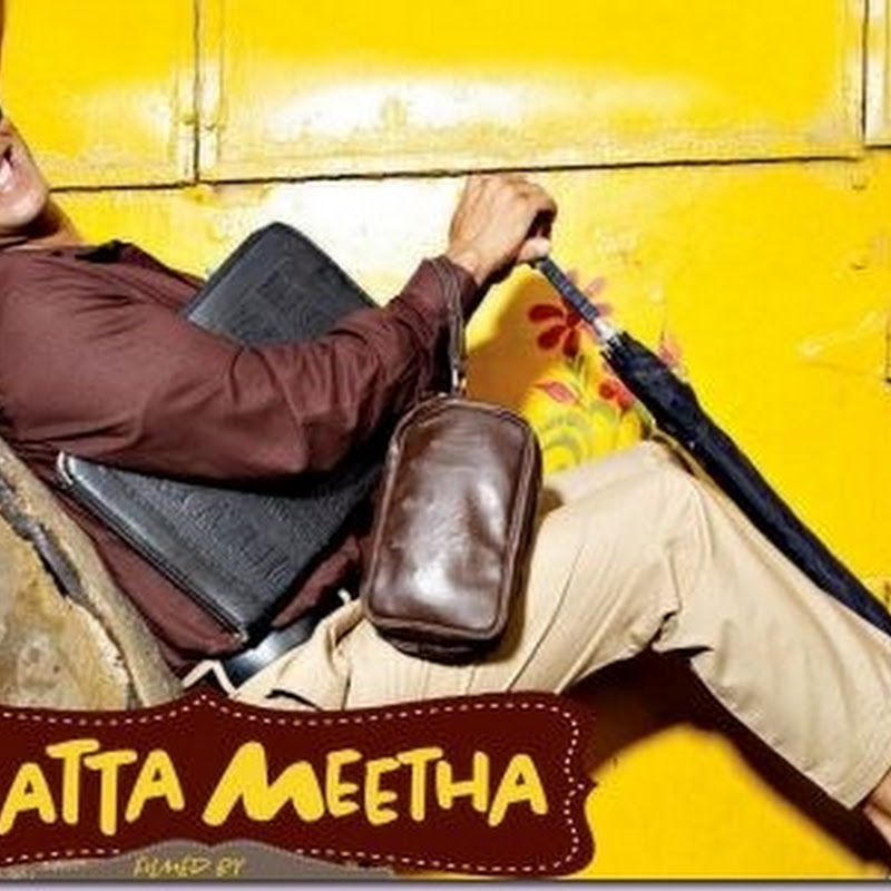 'Khatta Meetha' fails to hit the mark