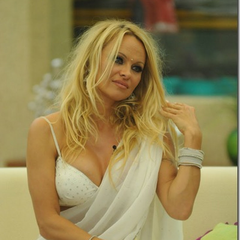 Pamela Anderson at Bigg Boss Photos