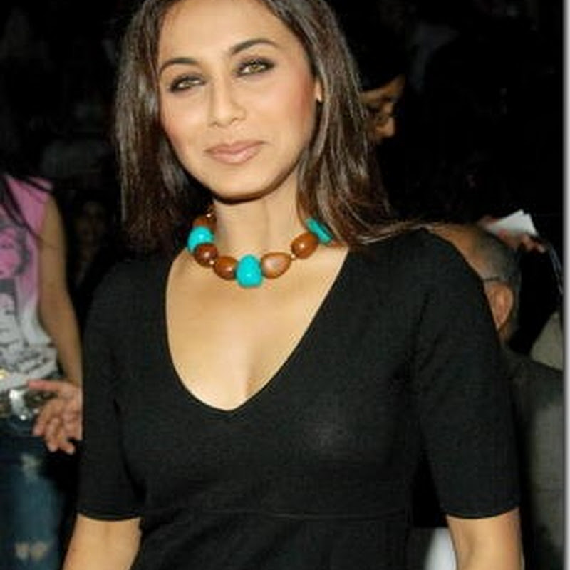 Rani Mukerji canceled her first Cannes appearance!