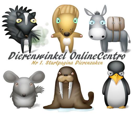 dierenwinkel online centro - dierenspeciaalzaken