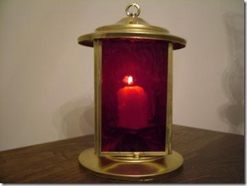 cemetery votive lantern nonnie