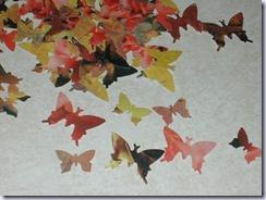 circleinthesand butterflies confetti